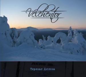 Velehentor - Dyatlov Pass Cover