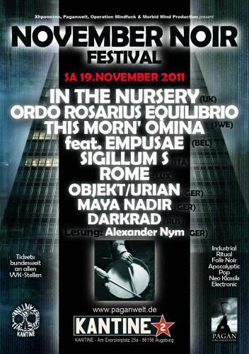 kantine - November Festival 2011 Final Version
