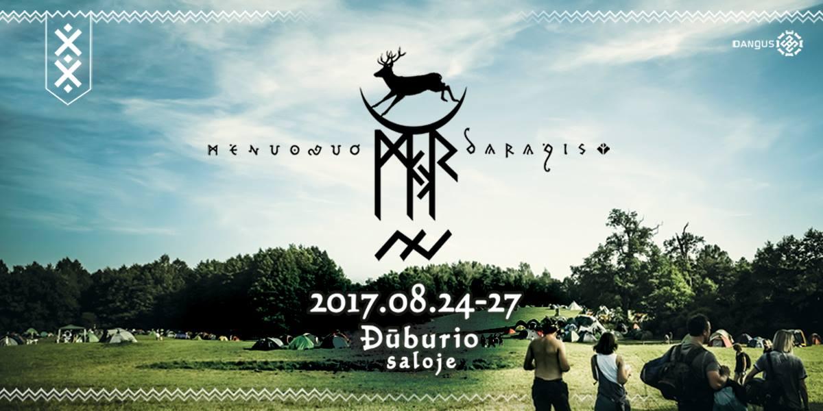 Festival MĖNUO JUODARAGIS